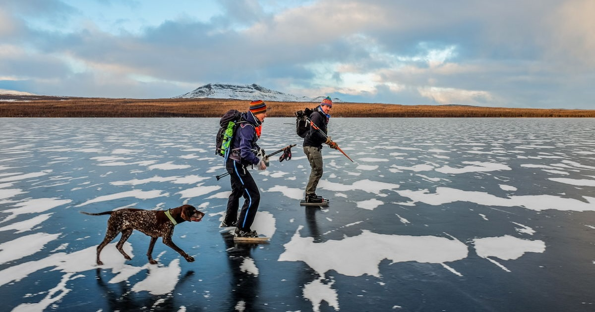 Herman Fogelberg, ski patrol ja ulkoilmaihminen