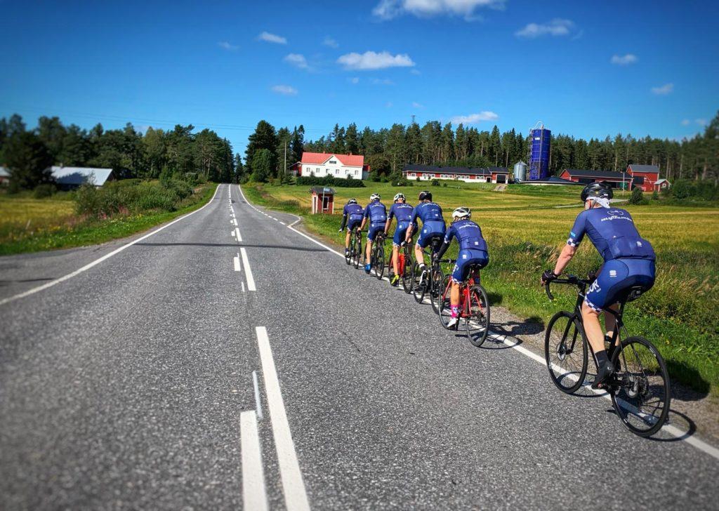 myTempo pyöräilyseura